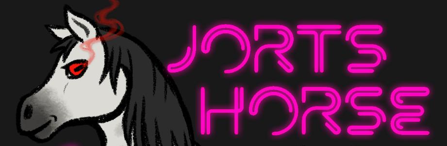 jorts.horse